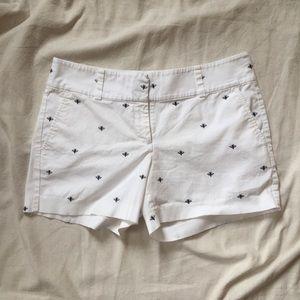 Ann Taylor Printed Shorts